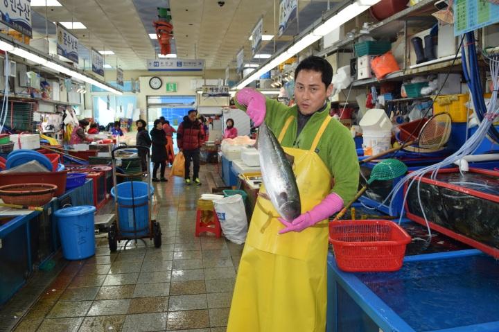 Busan fish market 012