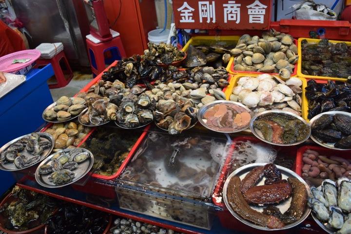 Busan fish market 019