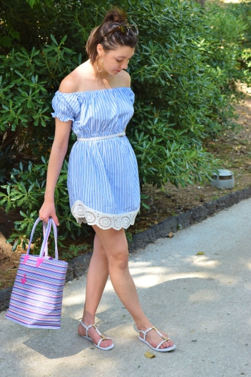 DIY shirt dress 023