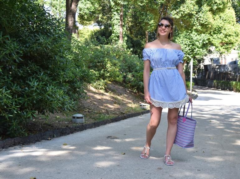 DIY shirt dress 042