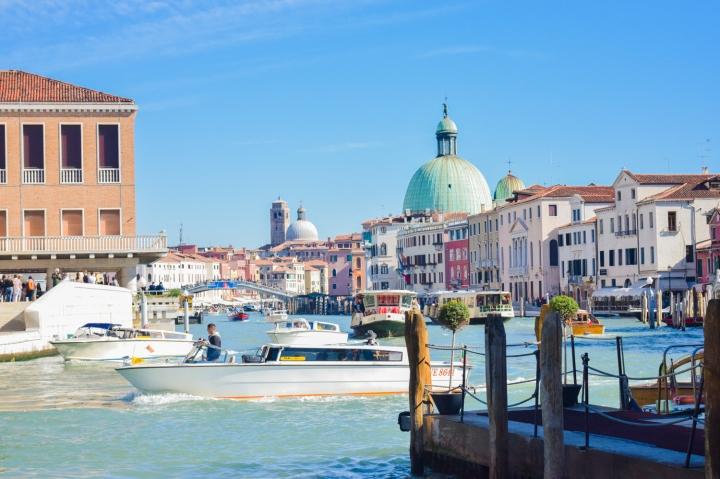 First steps in Venise #Octobre2017
