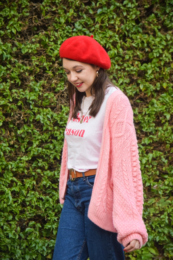 Pink and red look_0013