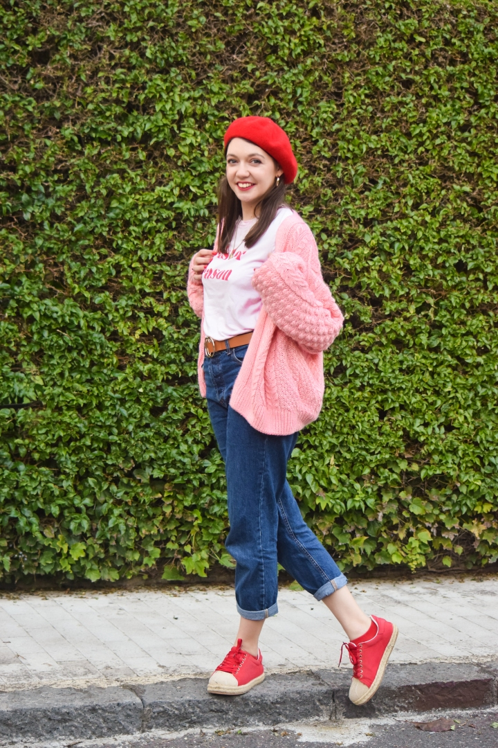 Pink and red look_0026