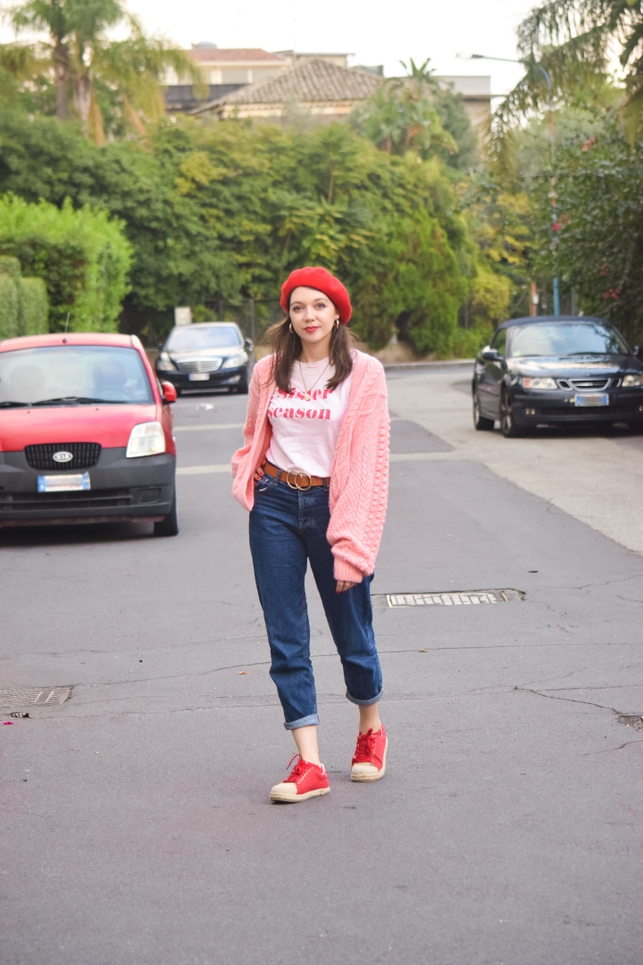 Pink and red look_0081